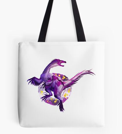 Alxasaurus (without text)  Tote Bag