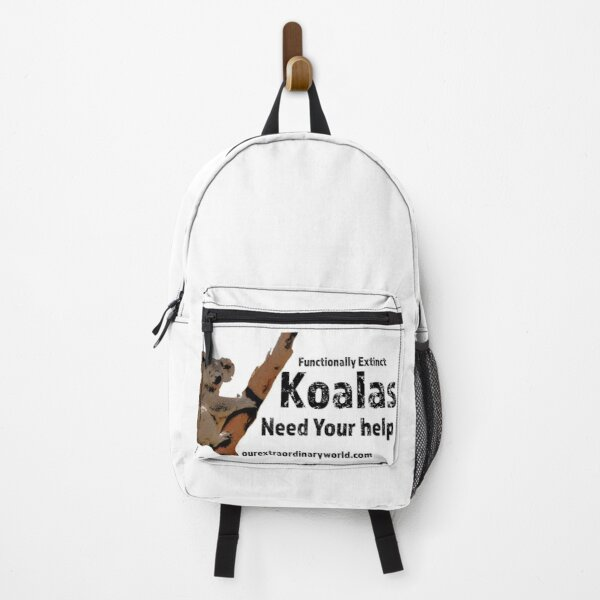 Save the Koalas Backpack