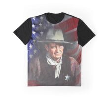 Proud American Graphic T-Shirt