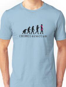 (HOMO) erectus Unisex T-Shirt
