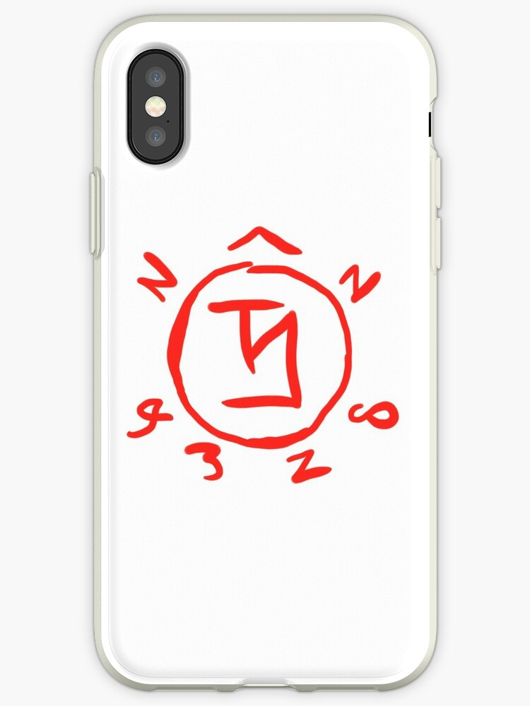 Angel Warding Supernatural Iphone Cases Covers By Stormthief19