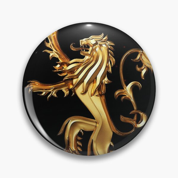 Lannister Pin
