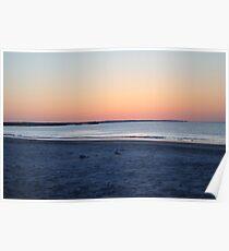 Beach Sunrise- RI Poster