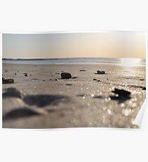 Morning Beach series 10 Poster
