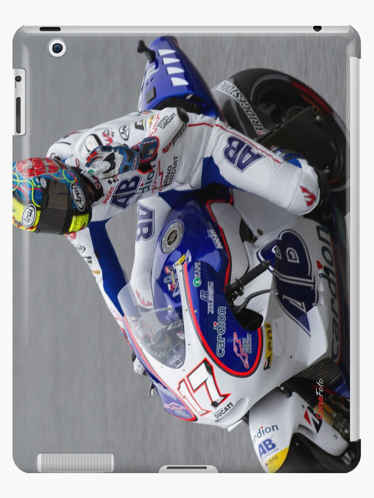 Karel Abraham at laguna seca 2011 by corsefoto