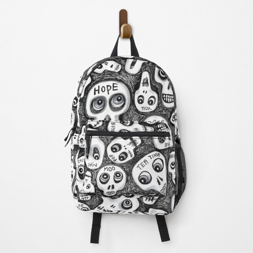 The Skull People Backpack