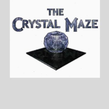 Crystal Maze by geandonion