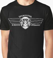 Sportster Sickness - Germany (Custom) Graphic T-Shirt