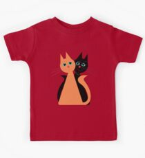 Feline Friends Kids Clothes