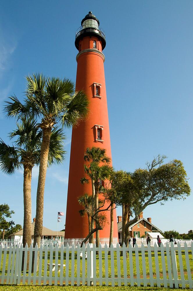 Ponce de Leon  Inlet Lighthouse  by John  Kapusta