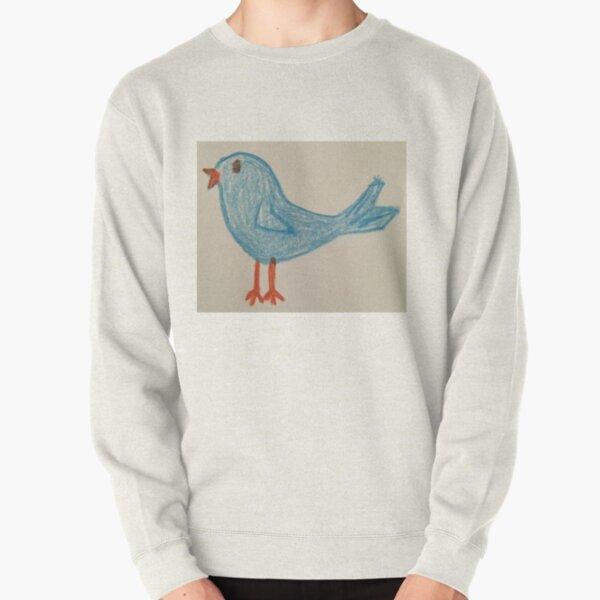 Bluebird of Happiness Pullover Sweatshirt