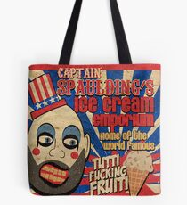 Capt. Spaulding's Ice Cream Emporium Tote Bag