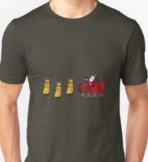 Dalek Wonderland Unisex T-Shirt