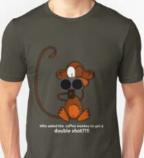 Coffee Monkey - Double Shot T-Shirt