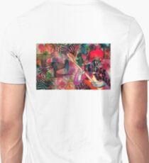 Hendrix fender ad. T-Shirt