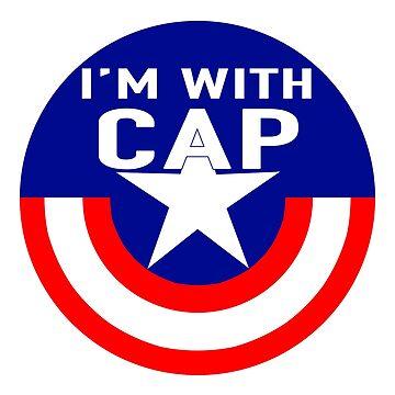 I'm With CAP by ladyjaye42