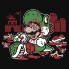 Friends Don't Let Friends Do Drugs by harebrained