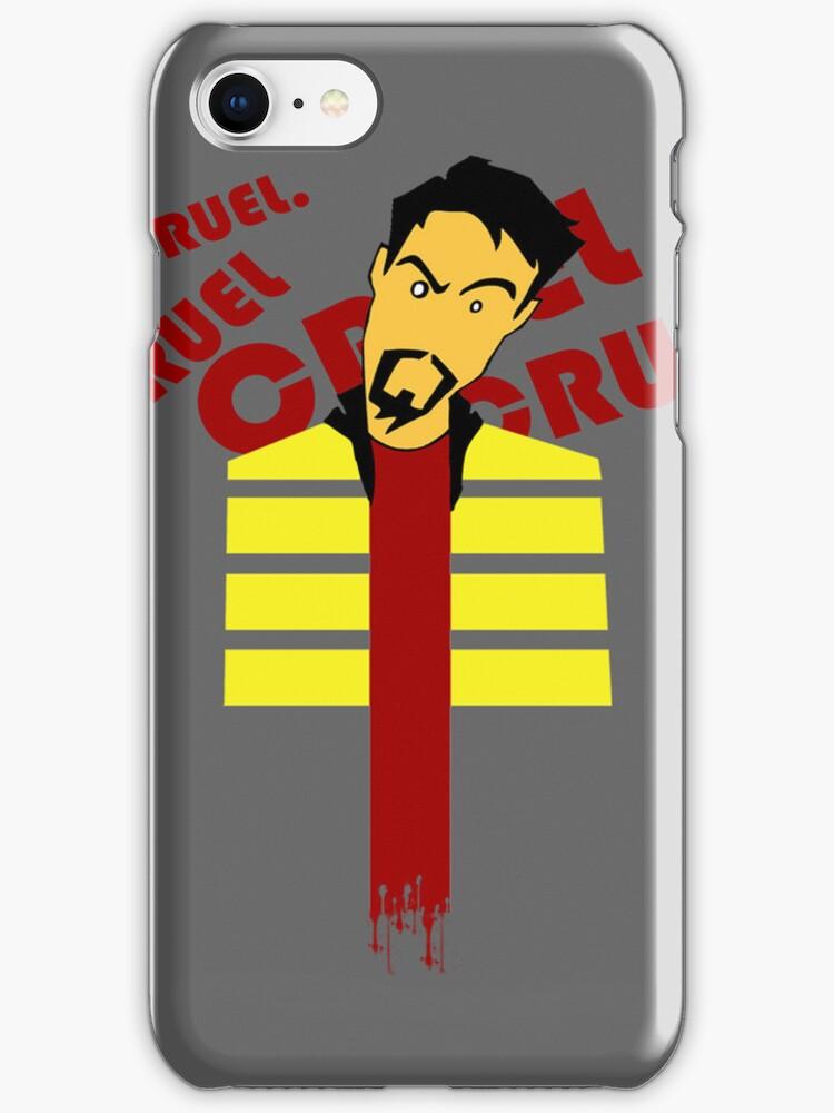 Evil Abed by krhuntley