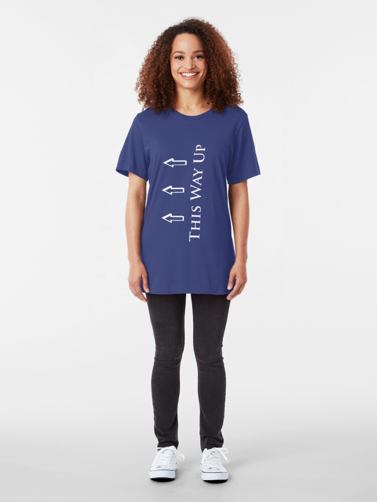 Alternate view of This Way Up Slim Fit T-Shirt