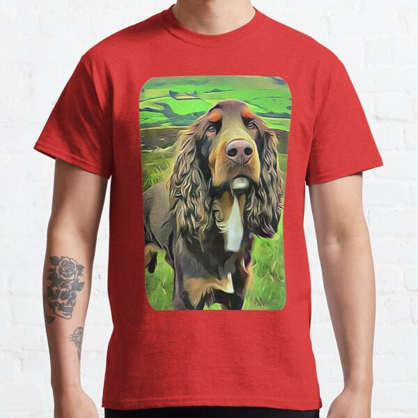 The Field Spaniel  Classic T-Shirt