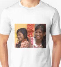 Cambodian Kids Unisex T-Shirt