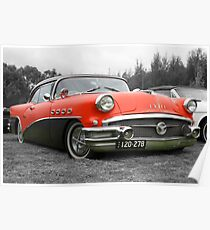 Buick Hotrod Poster