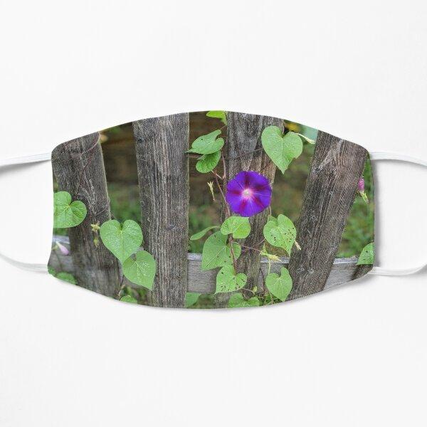 Lone Flower Flat Mask