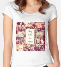 O2L Our 2nd Life Women's Fitted Scoop T-Shirt