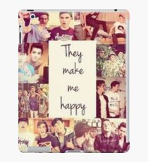 O2L Our 2nd Life iPad Case/Skin