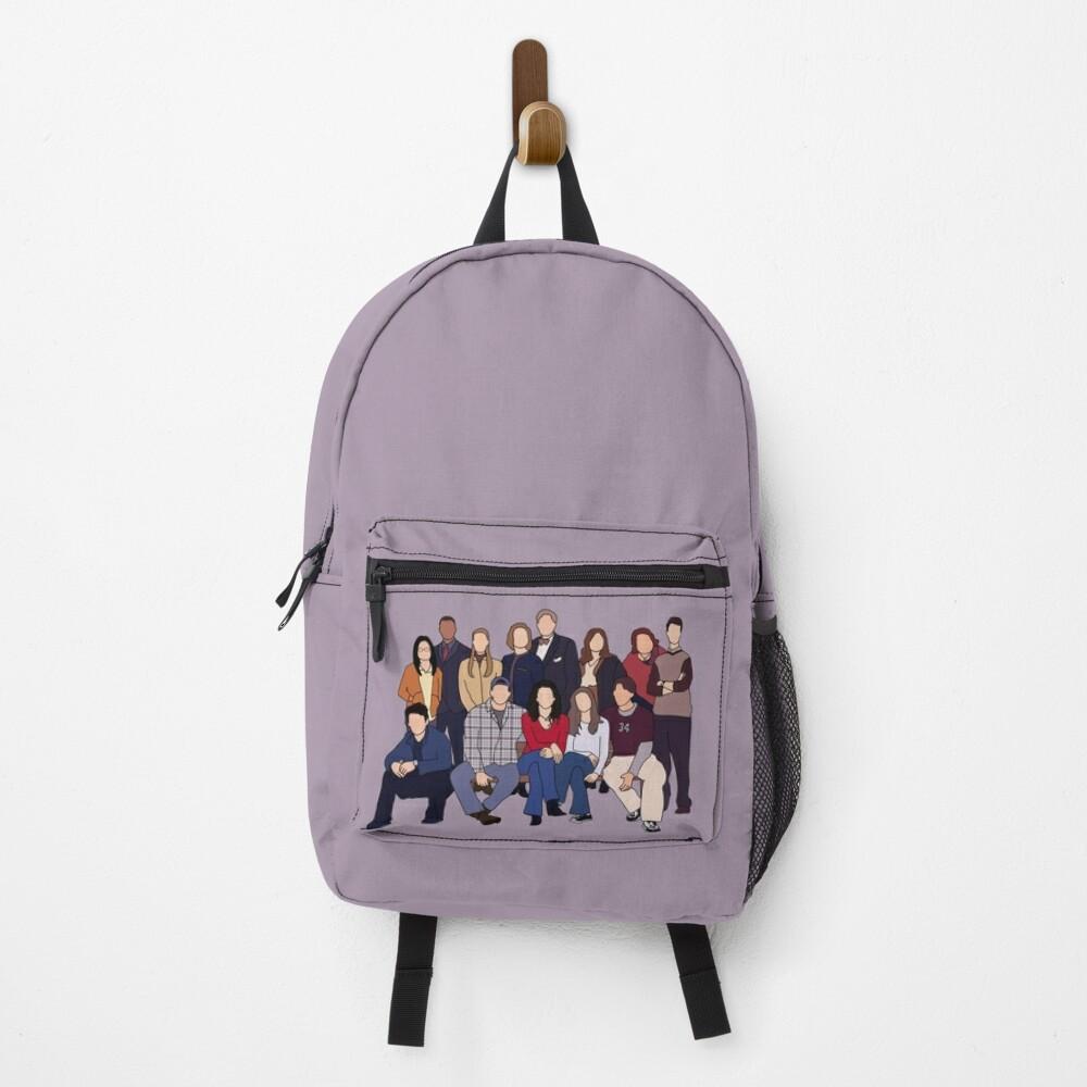 GG cast Backpack