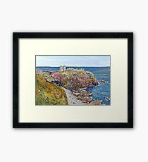 Dunnottar Castle Scotland Framed Print