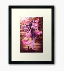 Pony Magic Framed Print