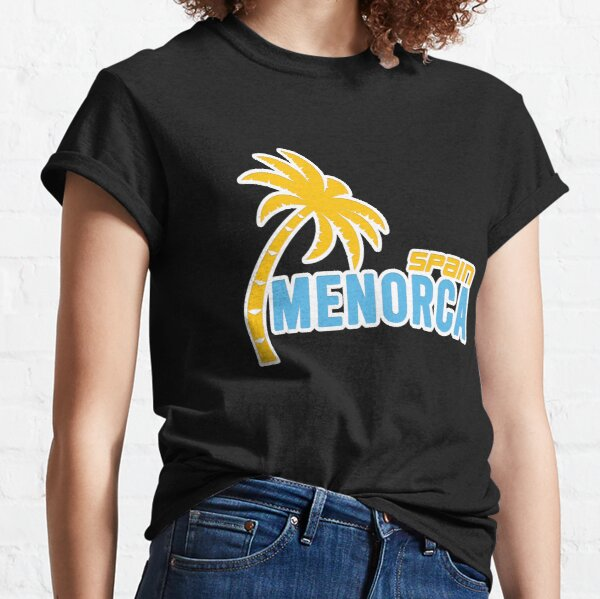 Menorca Spanien Classic T-Shirt