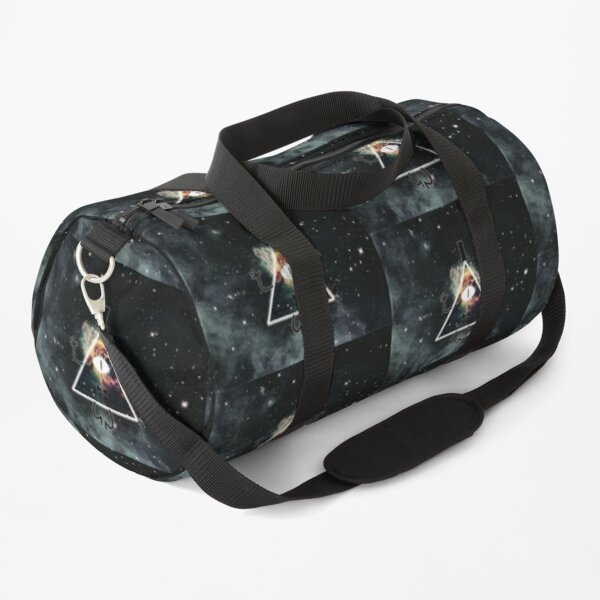 Bill Cypher: Master of Space and Time Duffle Bag