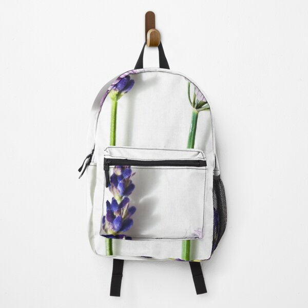 Lavender and Chives Backpack