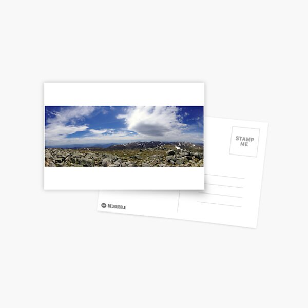 kosciuszko Postcard