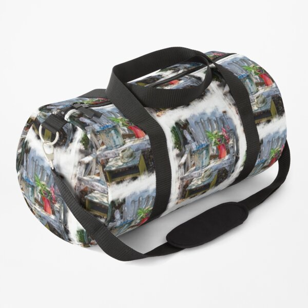 In The Garden Duffle Bag