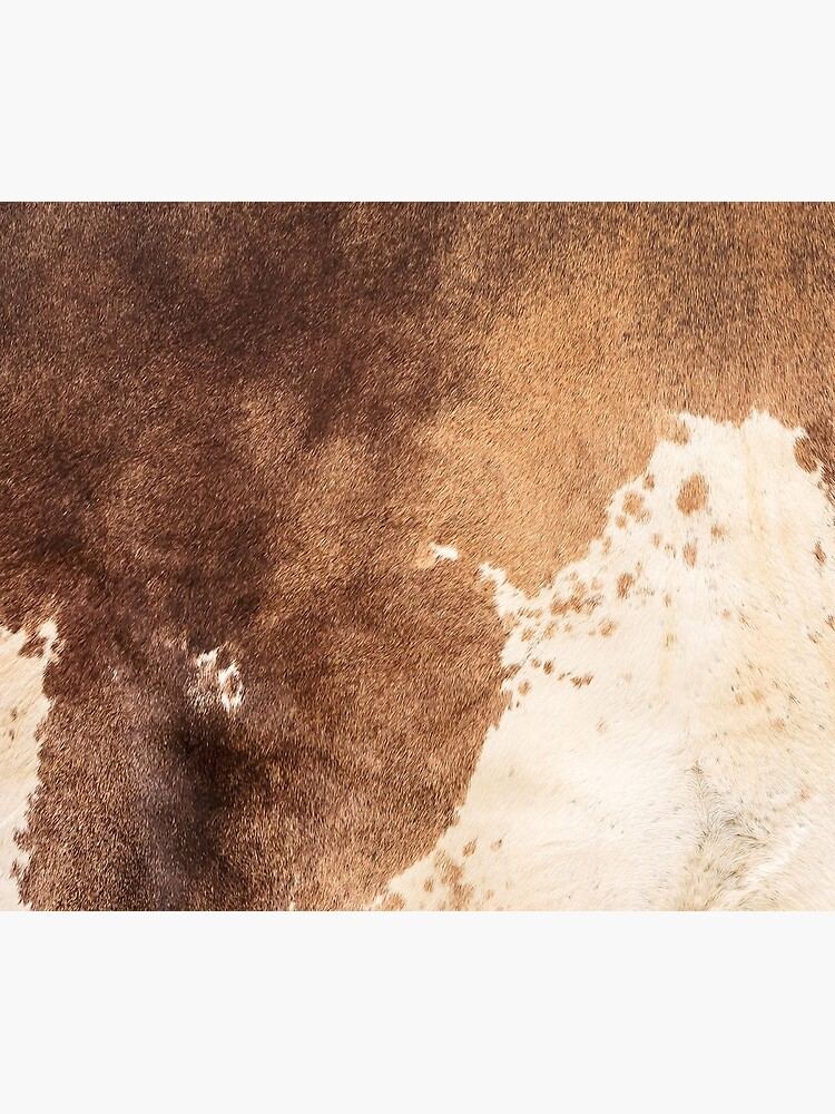 Old Tan Cowhide Leather by cadinera