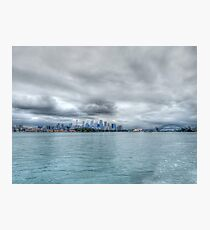 Sydney From The Water Photographic Print