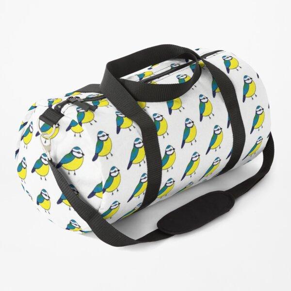 Bluetit print 2 Duffle Bag