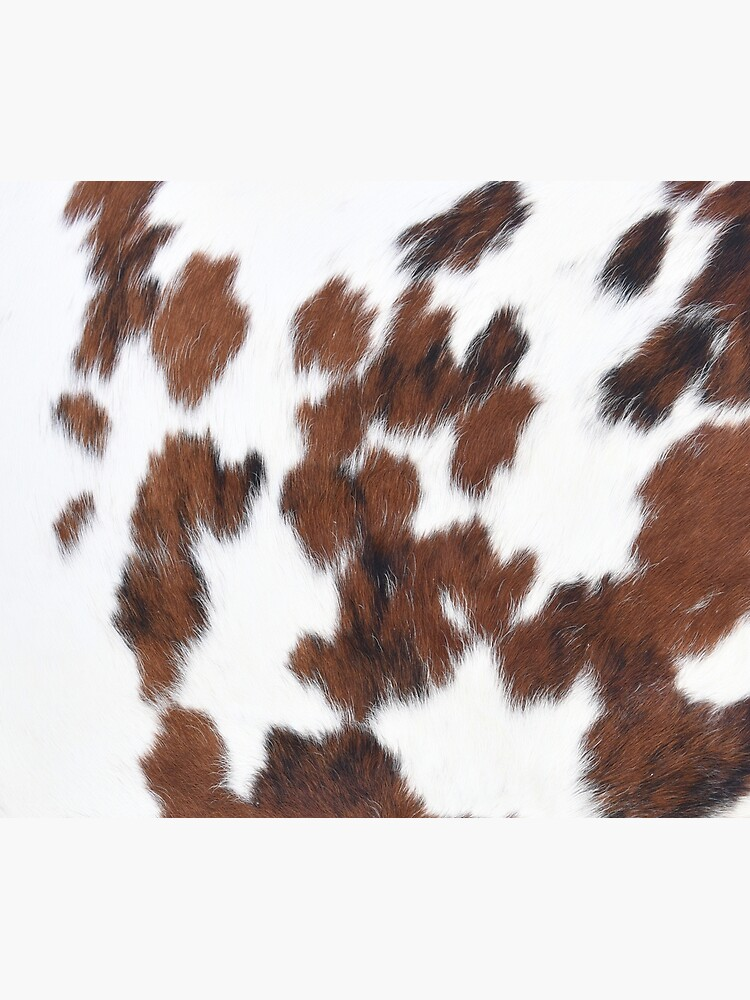Brown Spotted Cowhide by cadinera