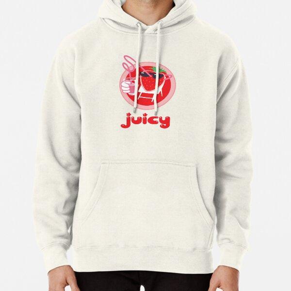 Juicy Strawberry! Pullover Hoodie
