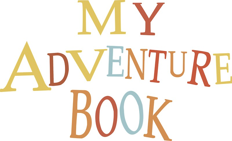 Our Adventure Book Cover Printable : Quot thanks for the adventure stickers by remedies redbubble