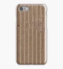 Corrugated Cardboard iPhone Case/Skin