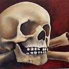 Skull and Crossbones by Zeb Shaffer
