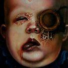 Monsanto monster by Zeb Shaffer