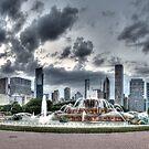 Buckingham Panorama by sanzphotos