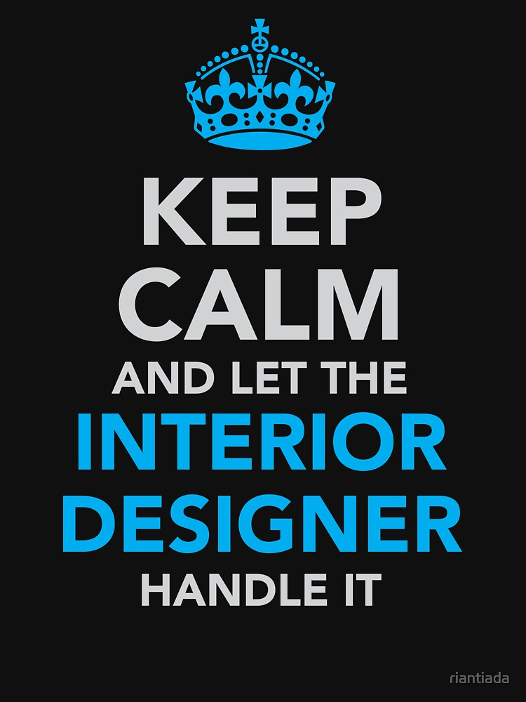 Let The Interior Designer Handle It by riantiada