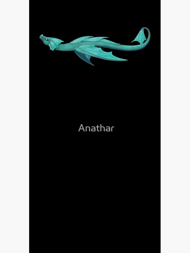 Ocean Dragon by Anathar