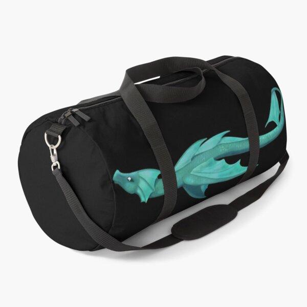 Ocean Dragon Duffle Bag